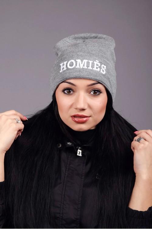 Женская шапка Homies G-W