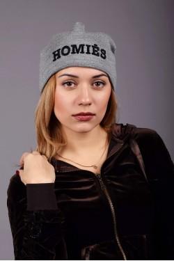 Женская шапка Homies DG-B