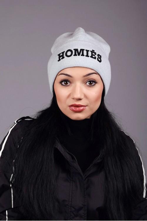 Женская шапка Homies LG-B