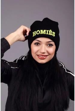 Женская шапка Homies B-L