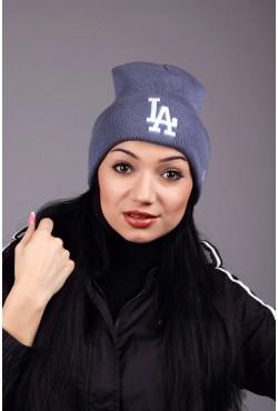 Женская шапка Los Angeles Blue
