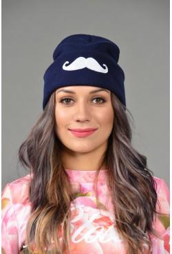 Женская трикотажная шапка Cayler-D-Blue-W