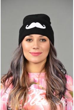 Женская трикотажная шапка Cayler-Black-W