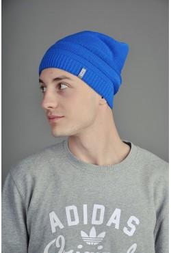 Мужская трикотажная шапка Ozzi Cap синяя