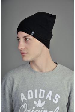 Мужская трикотажная шапка Ozzi CapCL черная