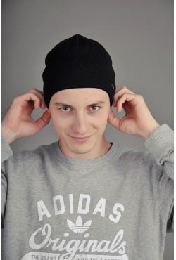 Мужская трикотажная шапка Ozzi 2 черная