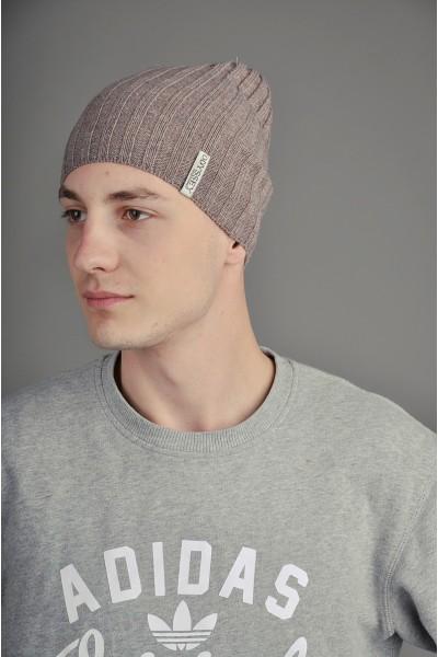 Мужская трикотажная шапка  FL741-m