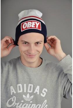 Мужская шапка ObeyWRB -m