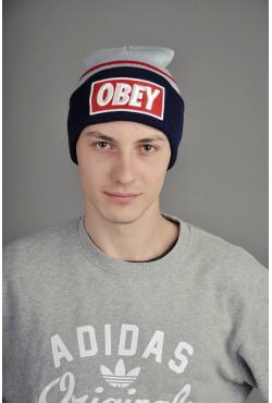 Мужская шапка ObeyGRB -m