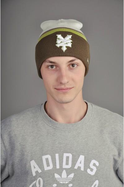 Мужская шапка Zoo York WKGreen