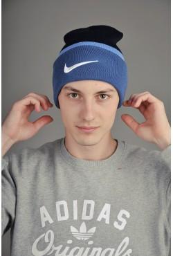 Мужская спортивная шапка Nike DarkBBLightB