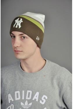 Мужская шапка New York WGKhaky