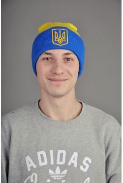 Мужская шапка Ukraine