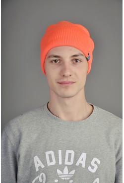 Мужская трикотажная шапка Ozzi оранжевая