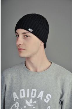 Мужская шапка Tommy Hilfiger черная