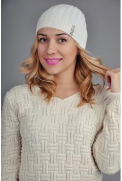 Женская трикотажная шапка FL746