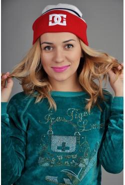 Женская шапка DC WBR