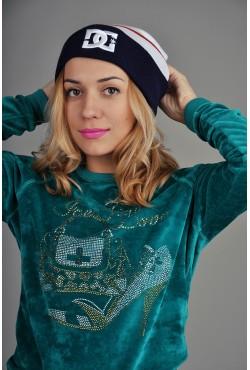 Женская шапка DC WRB