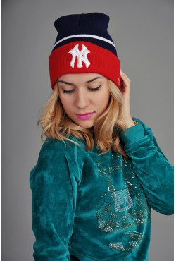 Женская шапка New York BWR