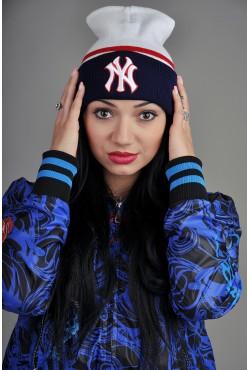 Женская шапка New York WRB