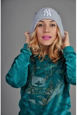 Женская шапка New York BWG