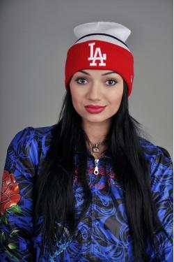 зимние шапки, Женская шапка Los Angeles WBR