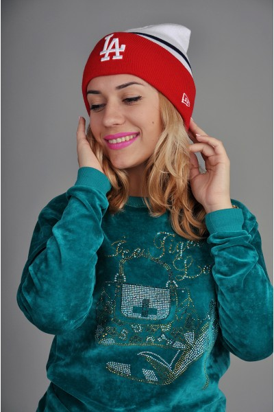 Женская шапка Los Angeles WBR