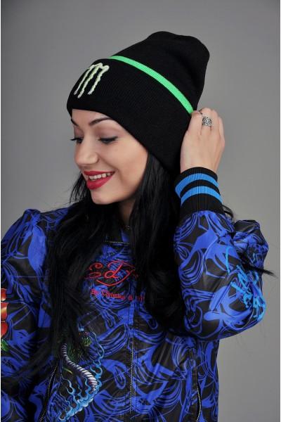 Женская шапка Monster BGB