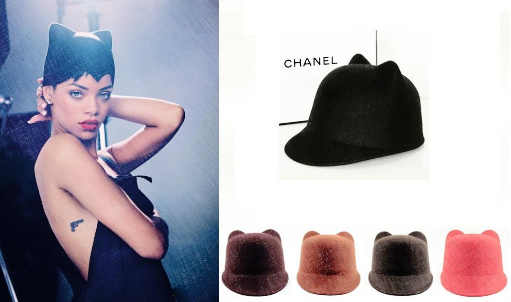 Модные шапки сезона